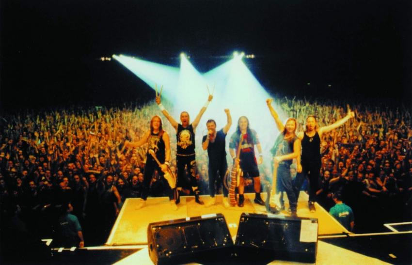 Ex-Iron-Maiden-Drummer Cliff Burr gestorben