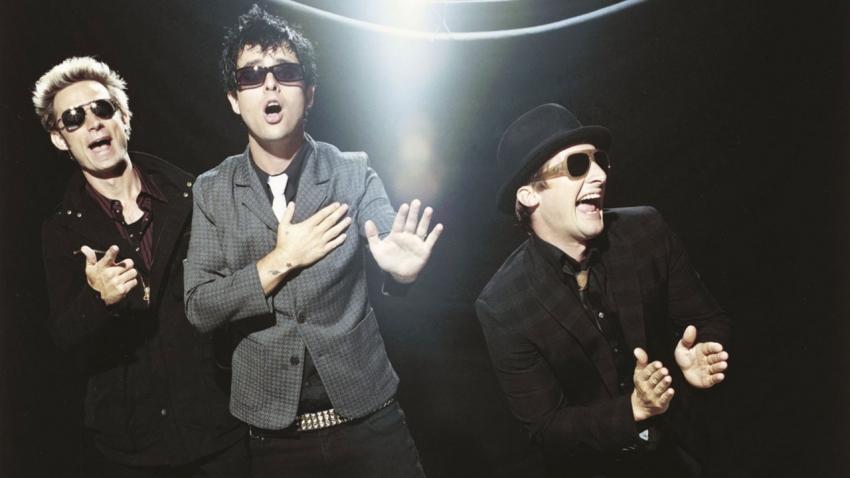 Green Day sind besorgt