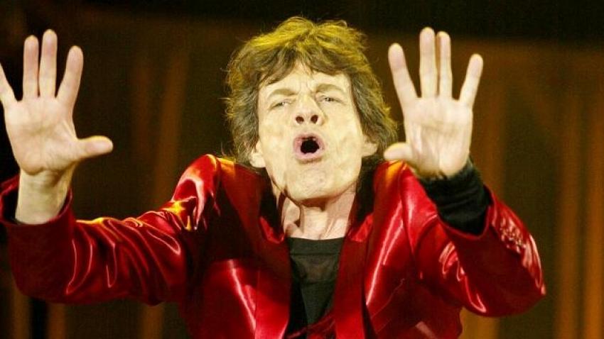 Haarsträhne von Mick Jagger steht zur Versteigerung