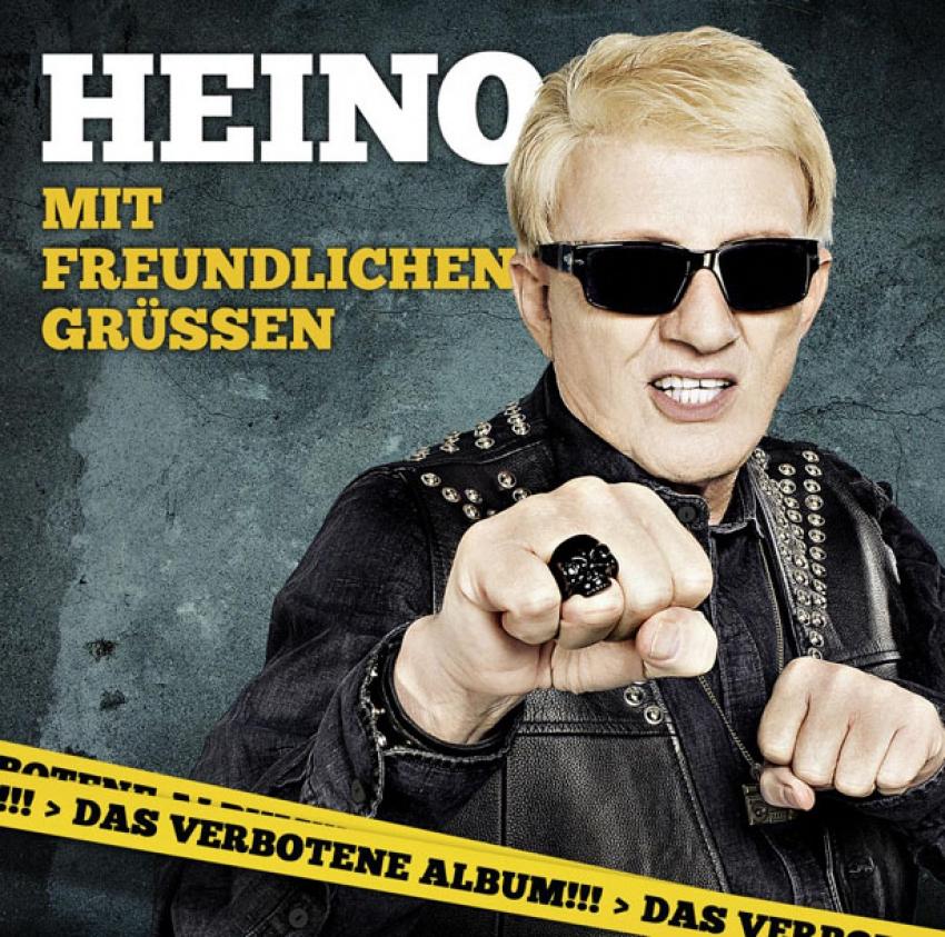 Heino stellt Download Rekord auf