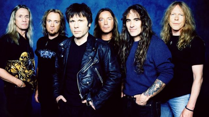 Iron Maiden geben ein weiteres Konzert!