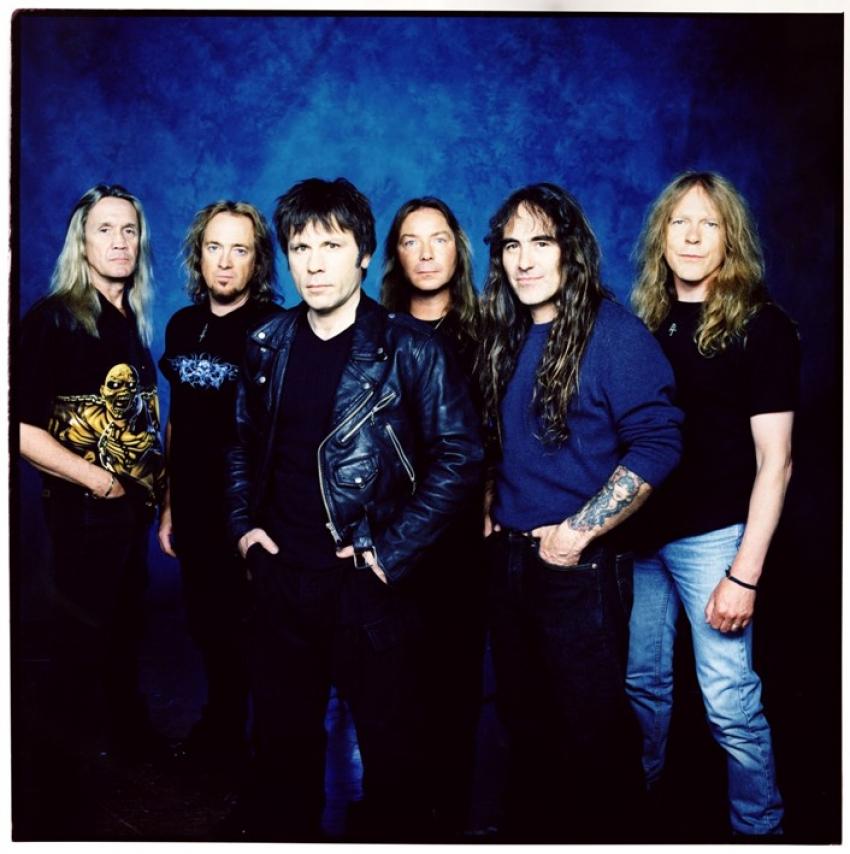 Iron Maiden kommen zu Singen/Aach!