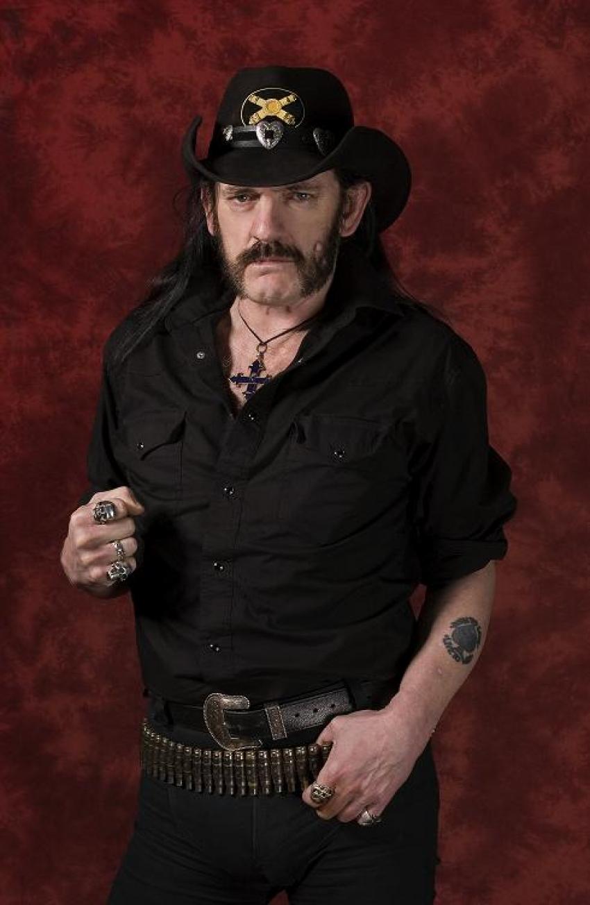 Lemmy macht trotz Herzproblemen weiter
