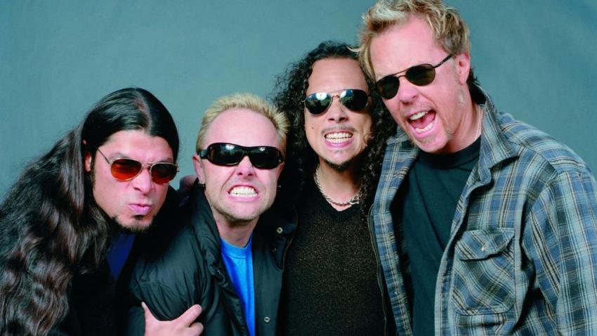 """Metallica als """"The Lemmys"""""""