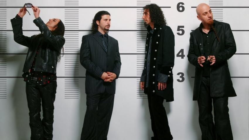 Neues von System of a Down!?
