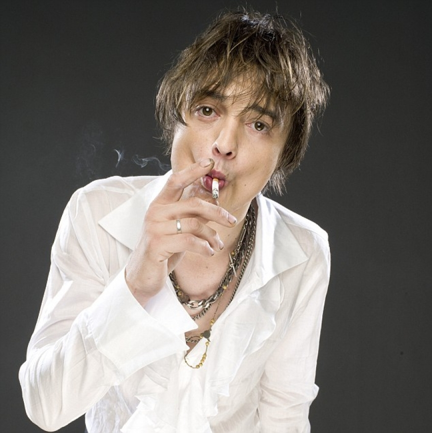 Pete Doherty verkauft Zigarettenstummel von Amy Winehouse