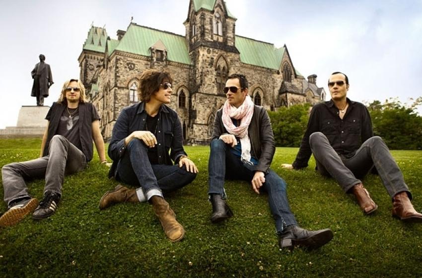 Stone Temple Pilots ohne Scott Weiland
