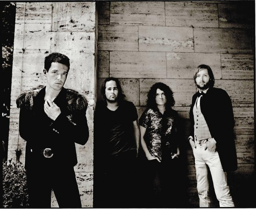 The Killers lieben Festivals