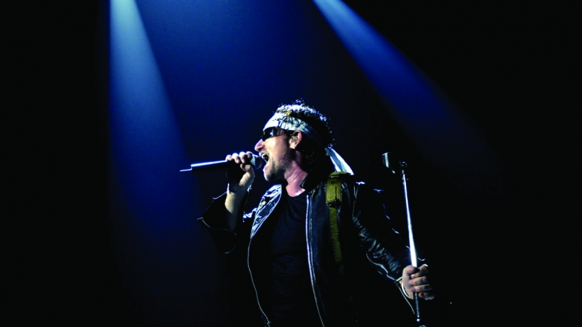 """U2"": Bono bekommt Orden in Frankreich"