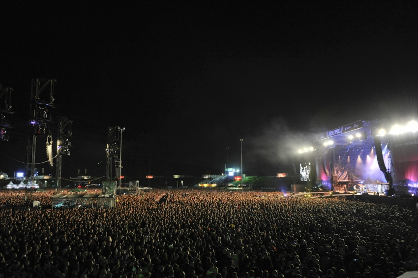 Vier Tage Rock am Ring?