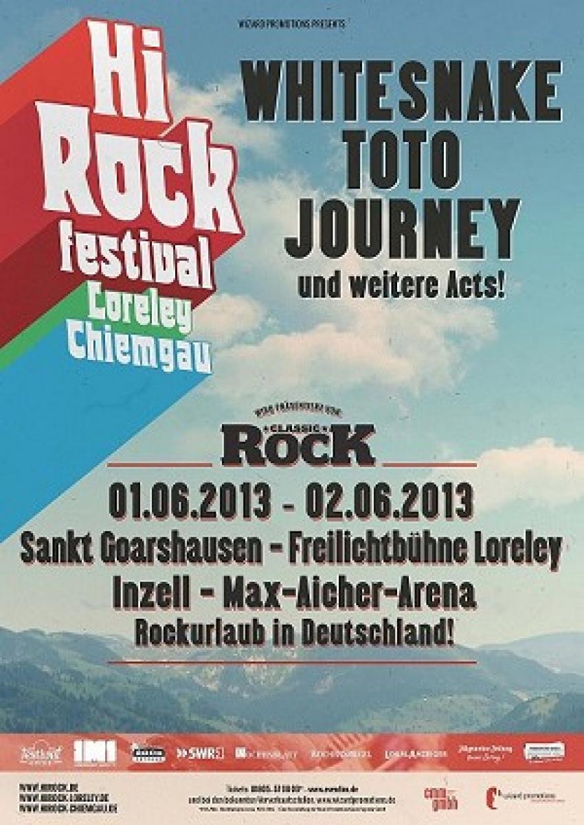 Zweiter Hi Rock Tag in Inzell wurde abgesagt