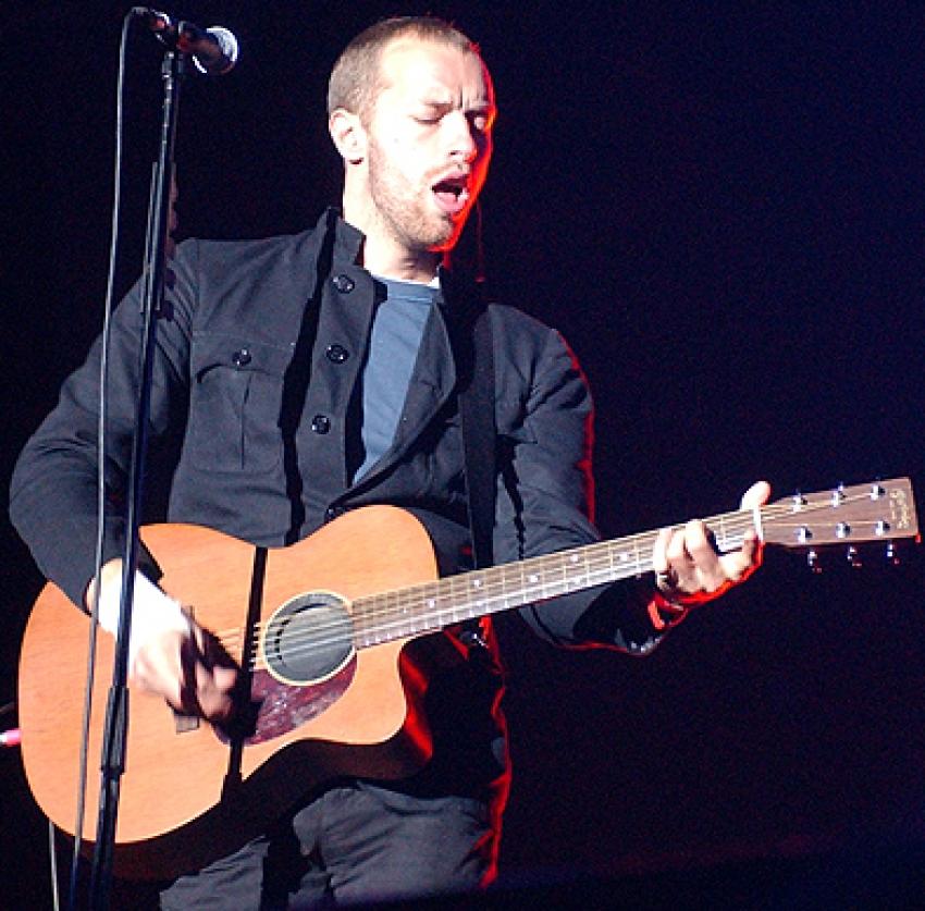 Coldplay: Chris Martin wieder Solo