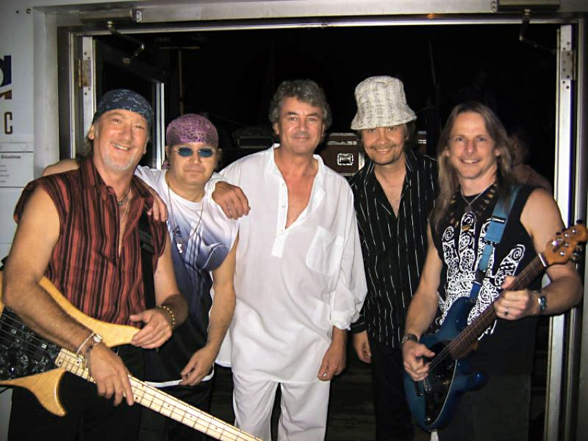 Deep Purple kündigen neues Album für 2015 an