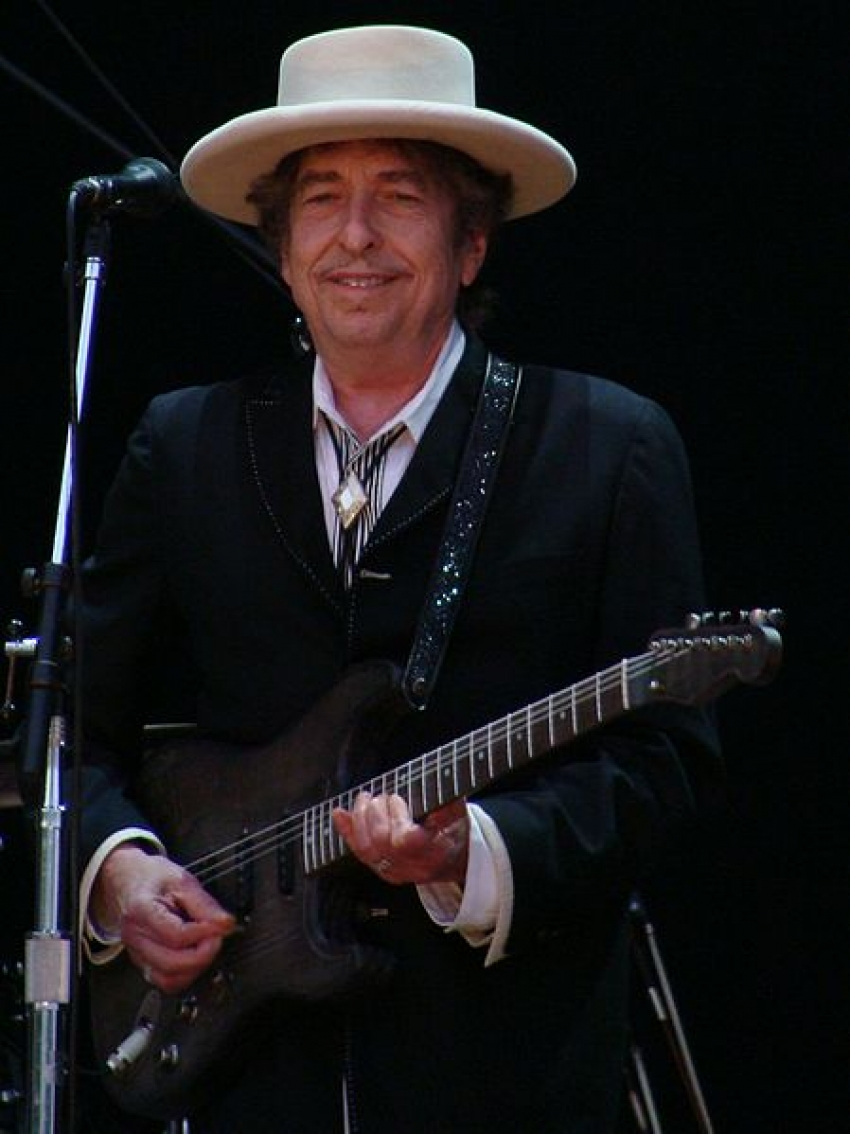 Dylan mit neuem Song