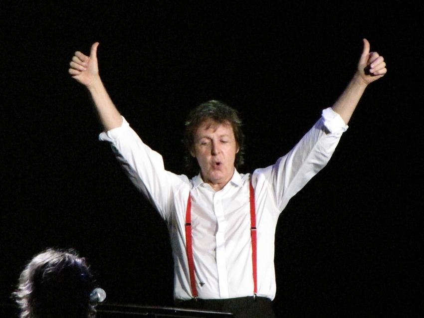 Gestatten, McCartney, Heiratsvermittler