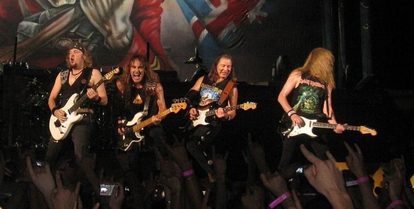 Iron Maiden: Heavy Metal mit Herz