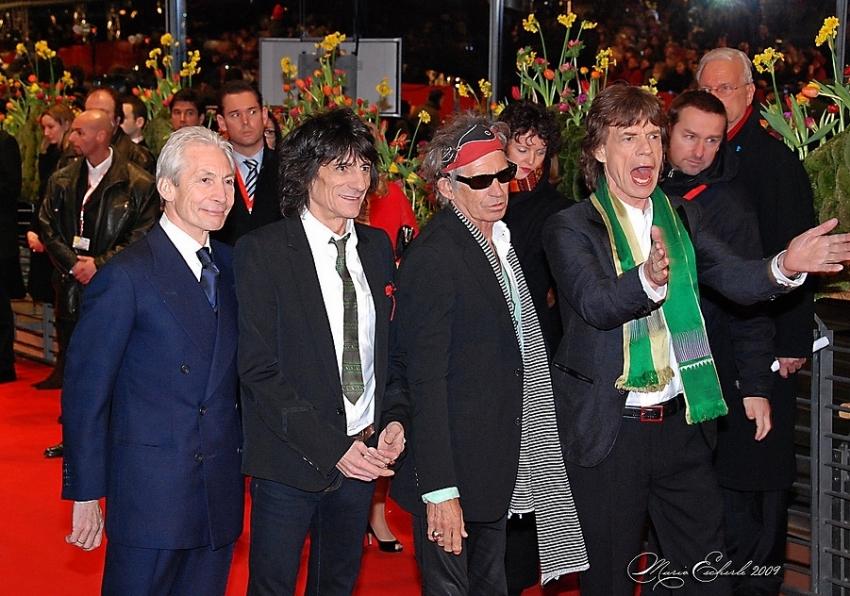 """Kommt bald ein """"Rolling Stones""""-Museum?"""