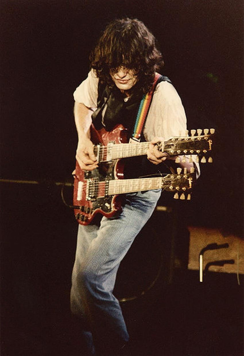 Led Zeppelin-Star plant Solo-Album