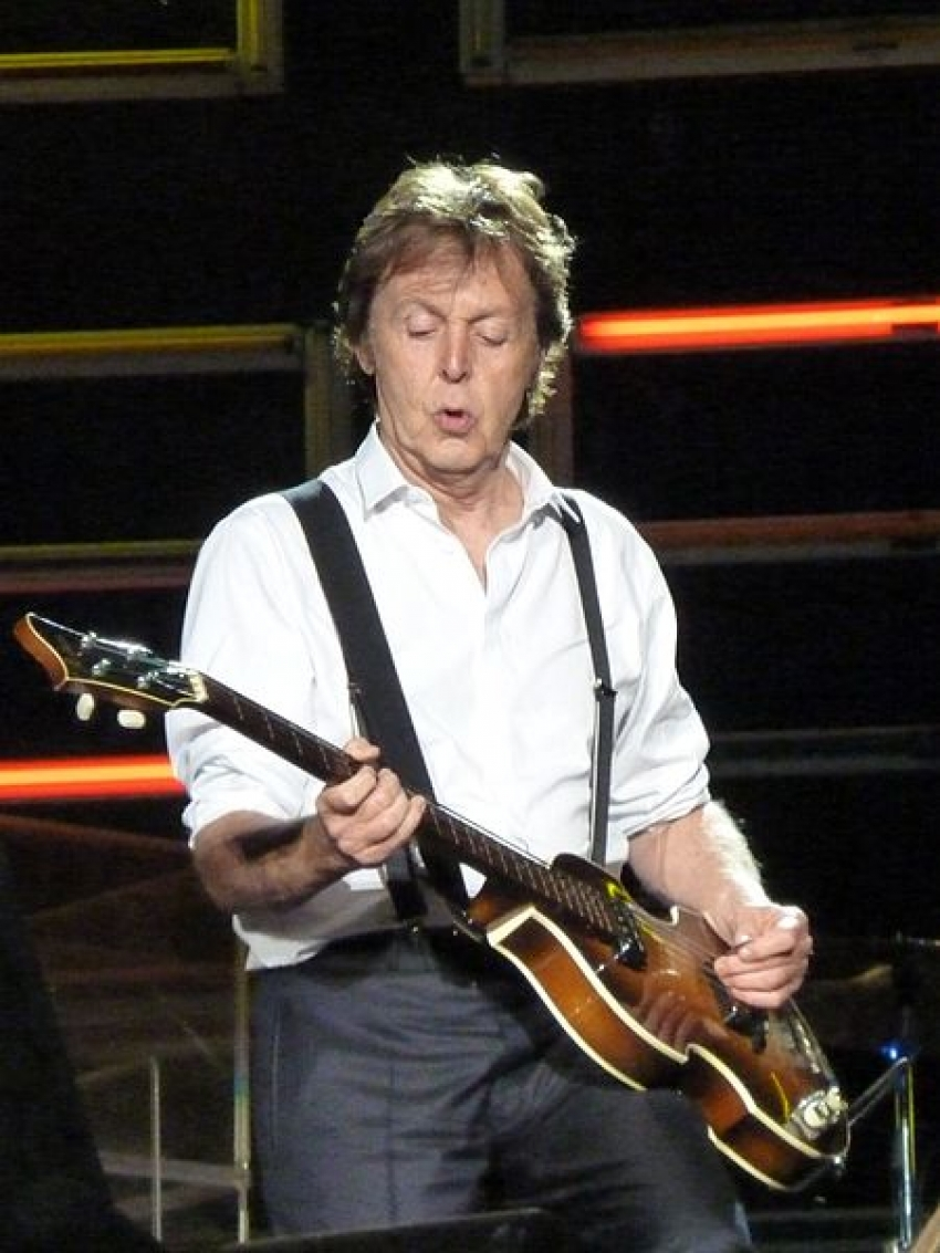 McCartney geht's wieder besser