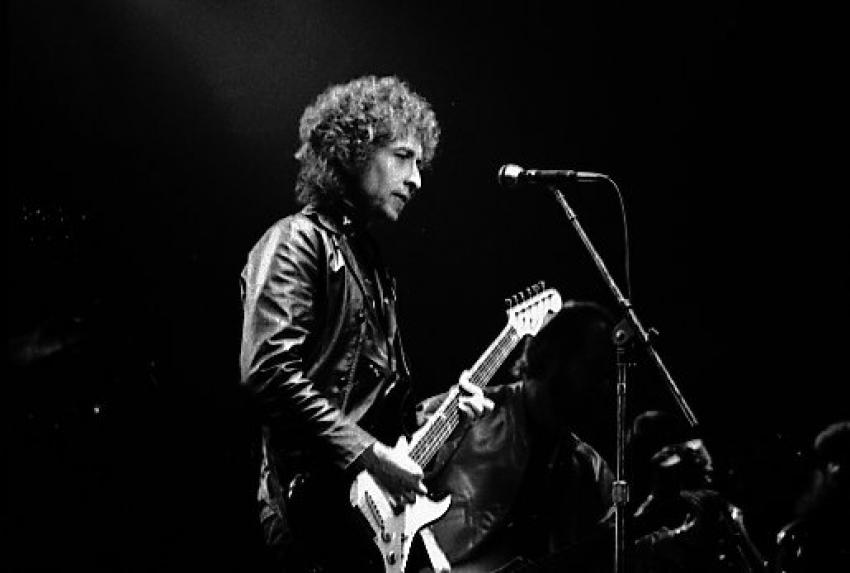 Über 100 neue Bob Dylan Platten entdeckt