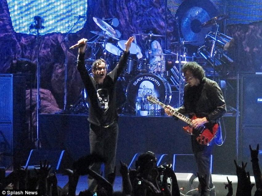 Ungewisse Zukunft für Black Sabbath?