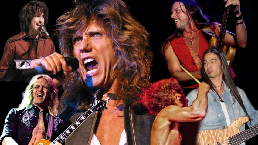 Whitesnake: David Coverdale bekommt Bärenbesuch