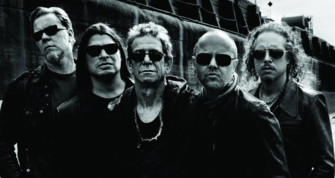 "Metallica meets Lou Reed: Hetfield ist stolz auf ""Lulu"""