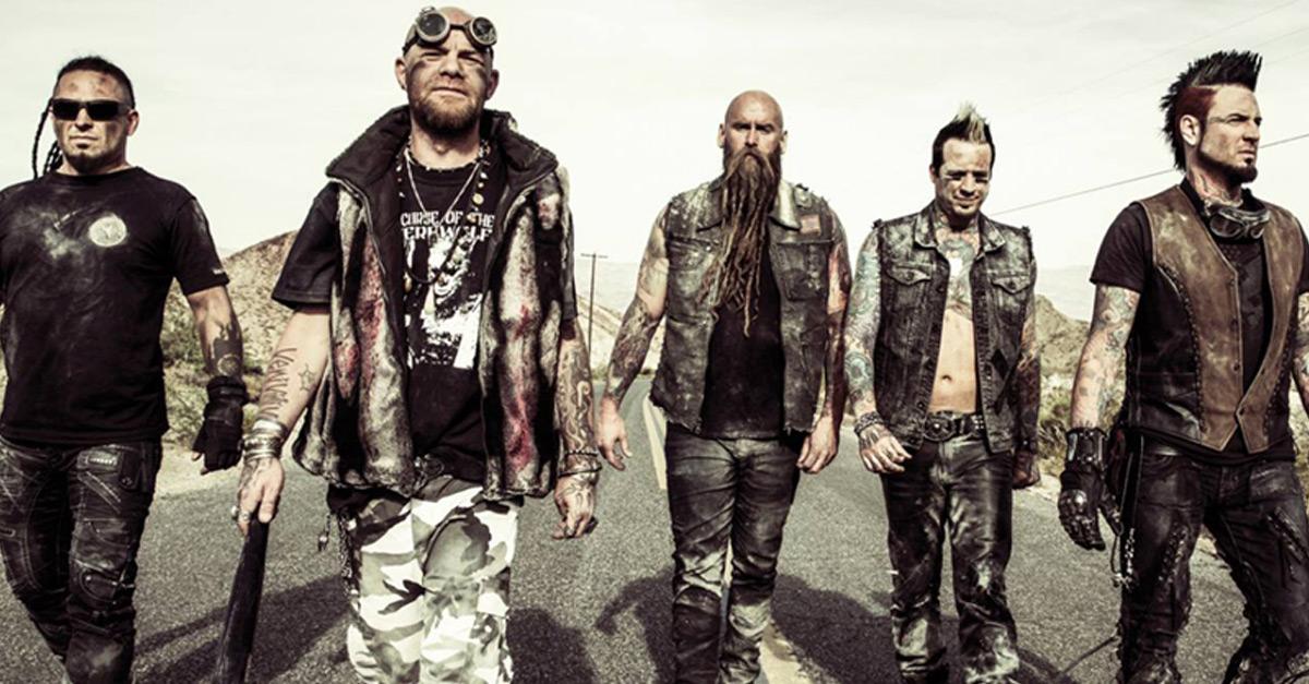 Five Finger Death Punch: Ivan Moody spricht vom Entzug