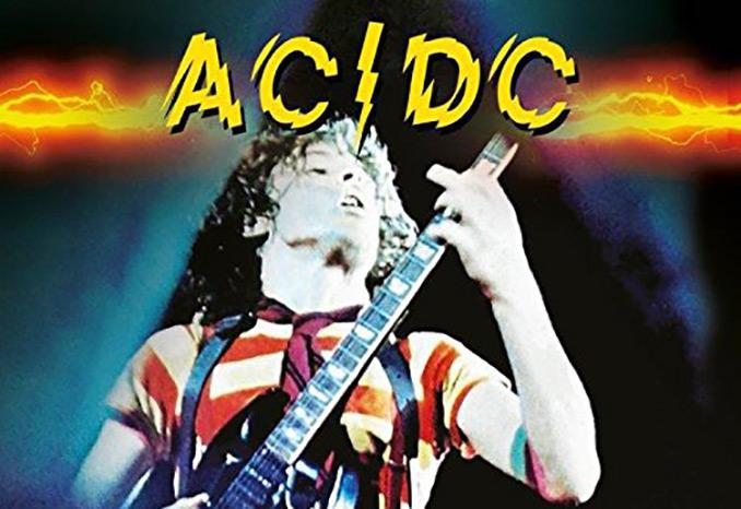AC/DC: Neuerscheinung dokumentiert Gig von 1977