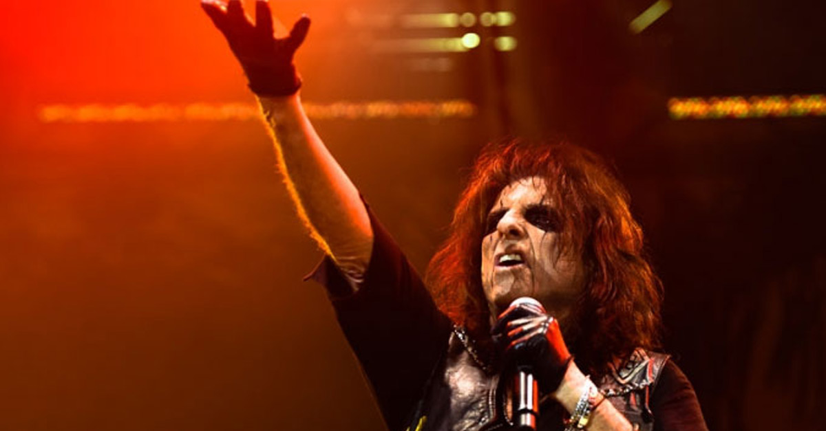 "Alice Cooper: Neues Video zum ""alten"" Song"