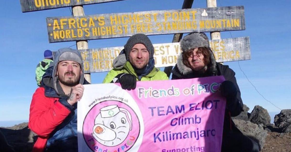 Bring Me The Horizon: Kilimandscharo erfolgreich bestiegen