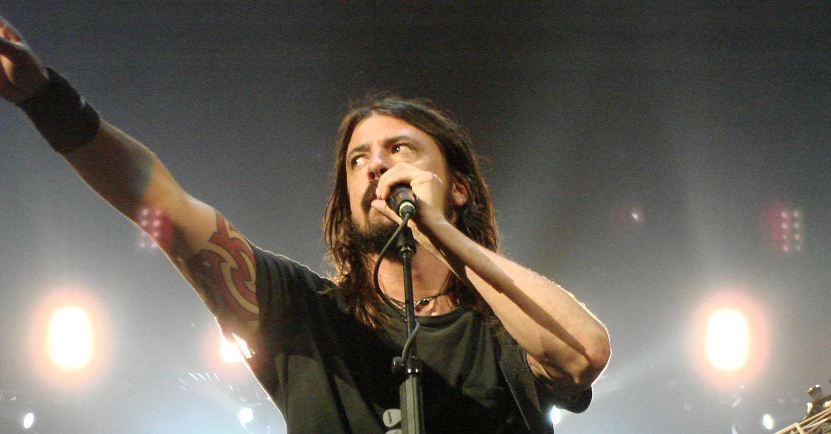 Foo Fighters: Ein Hauch von Nirvana auf der Bühne