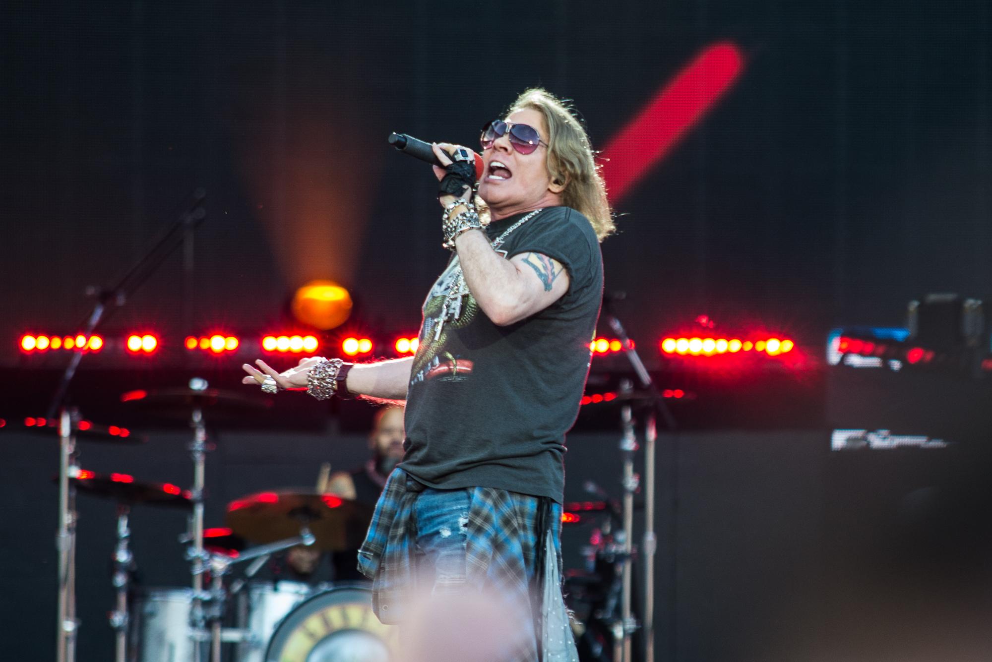 Guns N' Roses: So war das Konzert in München
