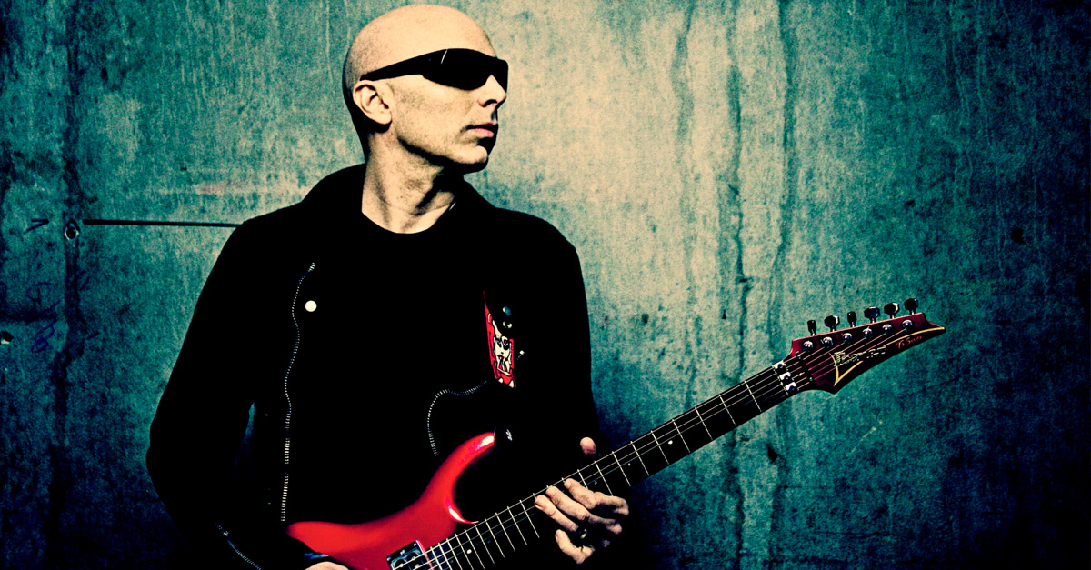 Joe Satriani: Neues Album mit Glenn Hughes & Chad Smith