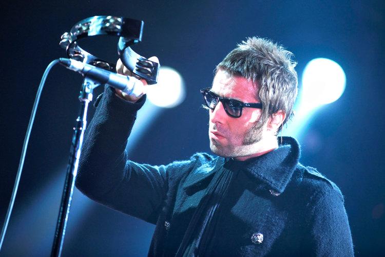 Liam Gallagher spielt Benefiz-Gig in Manchester