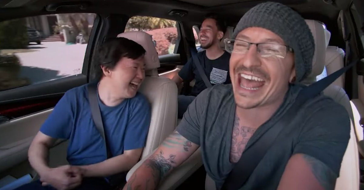 Linkin Park: Carpool Karaoke mit Chester Bennington