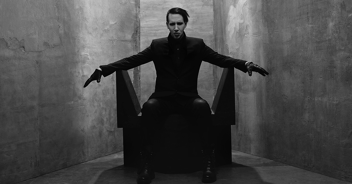 Marilyn Manson: Label wollte neues Album zensieren