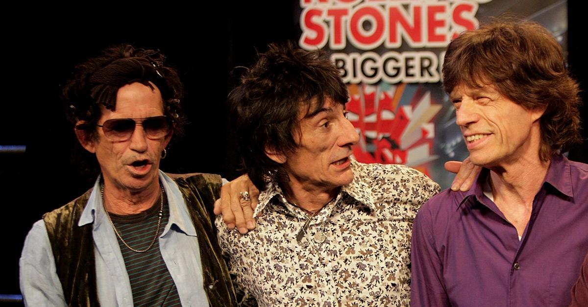 The Rolling Stones: Ron Wood spricht über Lungenkrebs