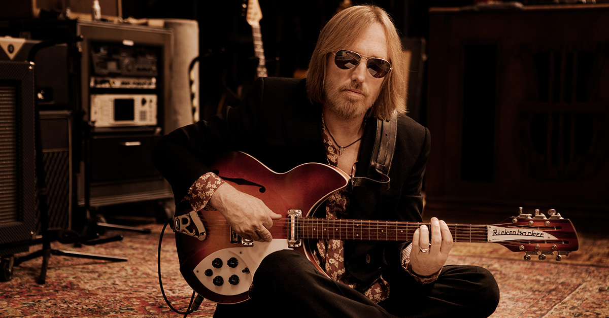 "Tom Petty: Ein ganzes Stadion singt ""I Won't Back Down"""