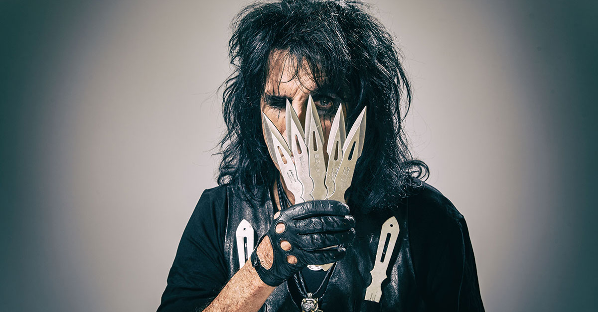 "Alice Cooper: Rolle in ""Jesus Christ Superstar"""