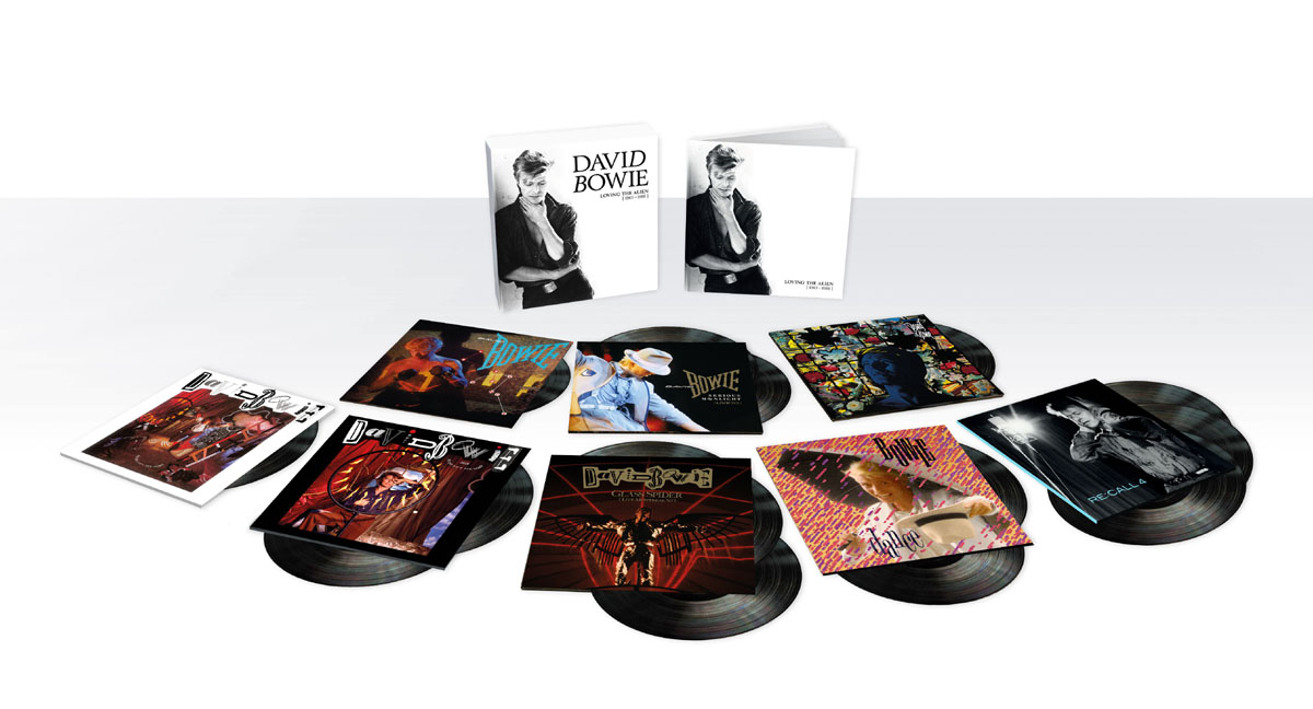 "David Bowie: Neues Box-Set ""Loving The Alien"""