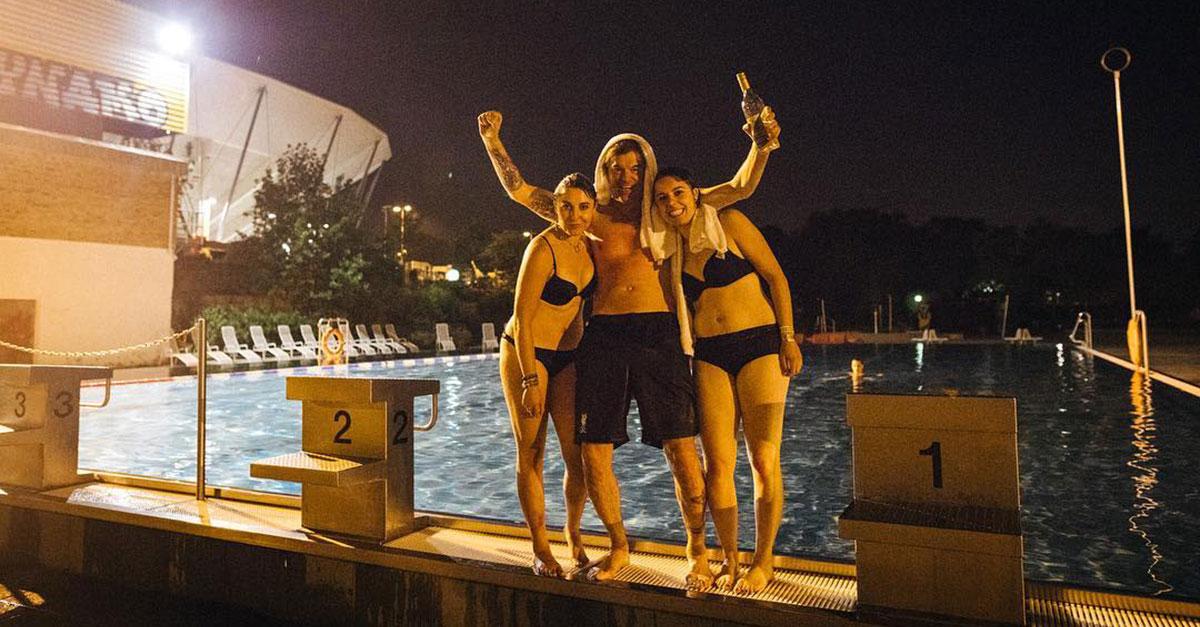 Die Toten Hosen: Campino droht Anzeige nach Schwimmbadeinbruch