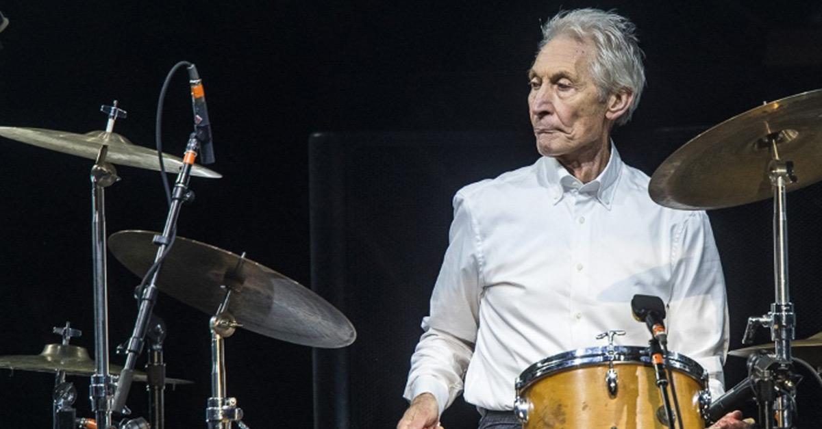 The Rolling Stones: Charlie Watts hätte nichts gegen Rente