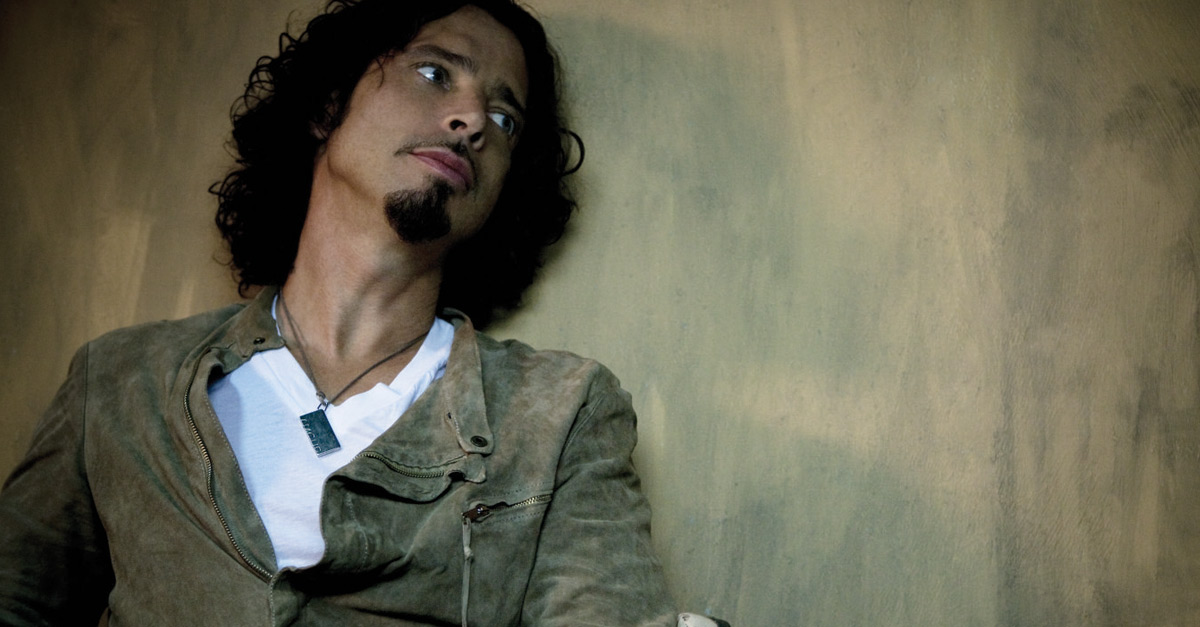 Chris Cornell: Posthumes Johnny Cash-Cover
