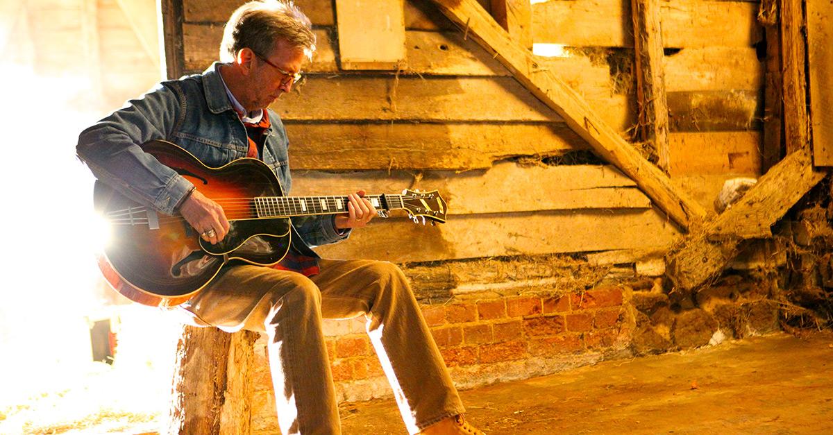 Eric Clapton: Doku-Soundtrack mit unveröffentlichten Songs