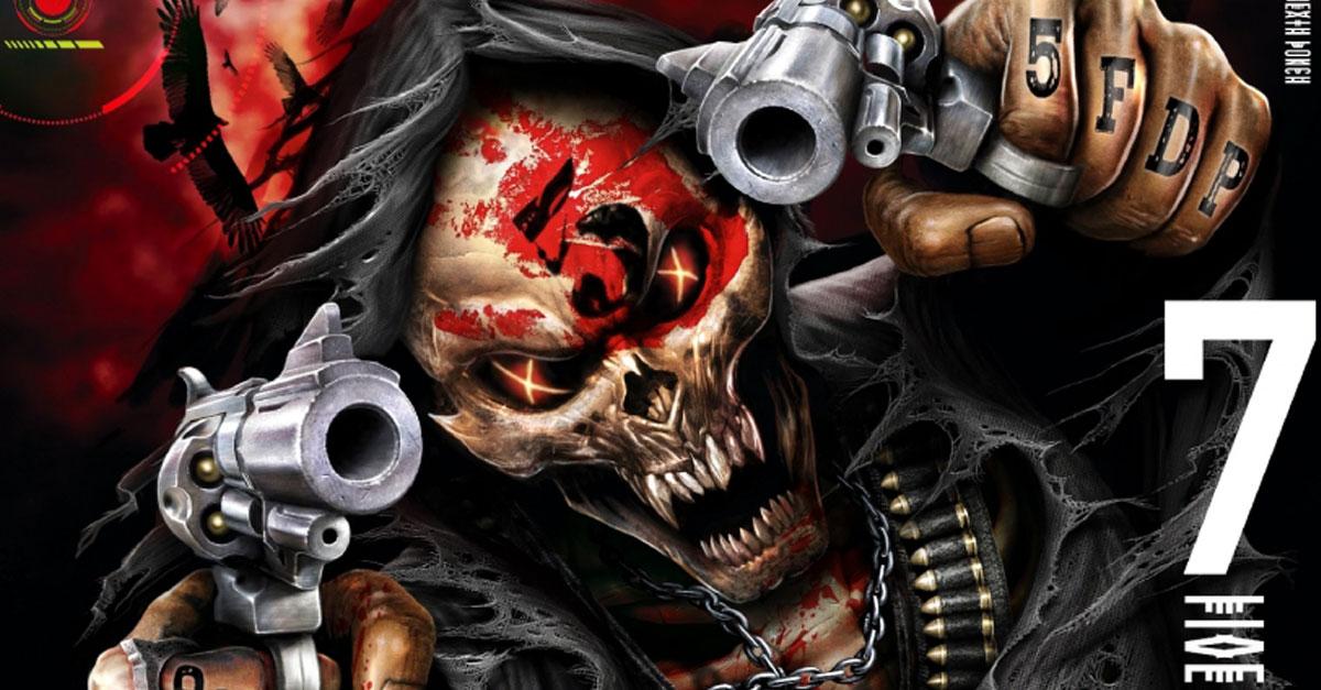 Five Finger Death Punch: Neues Album erscheint im Mai