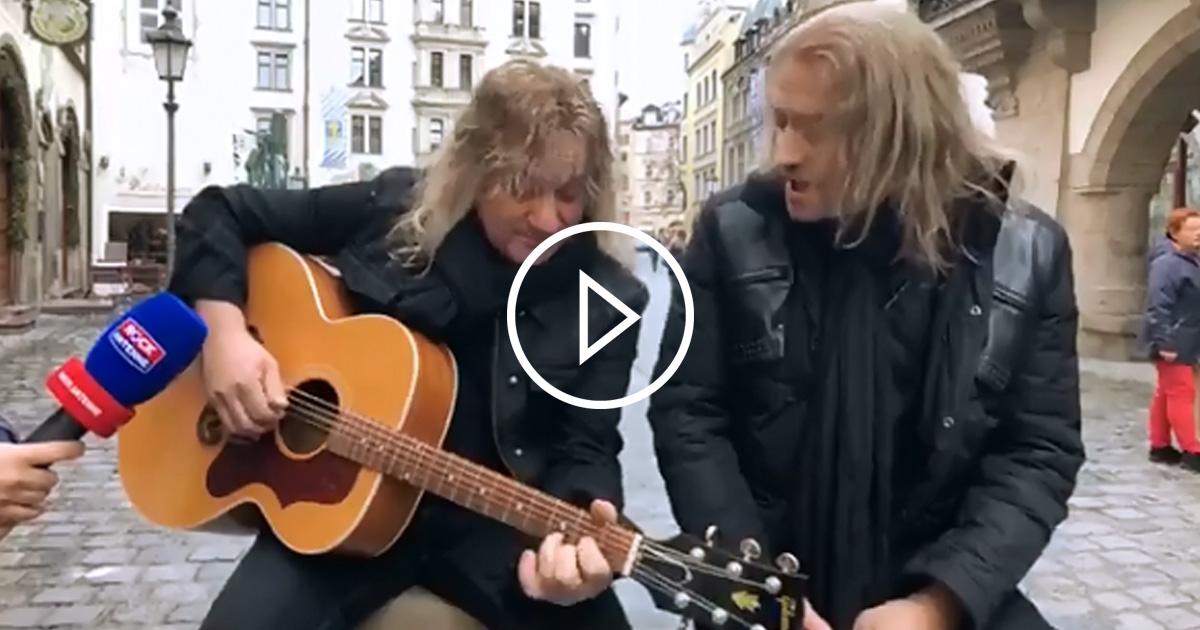 Gotthard: Seht hier unser Live-Video aus München
