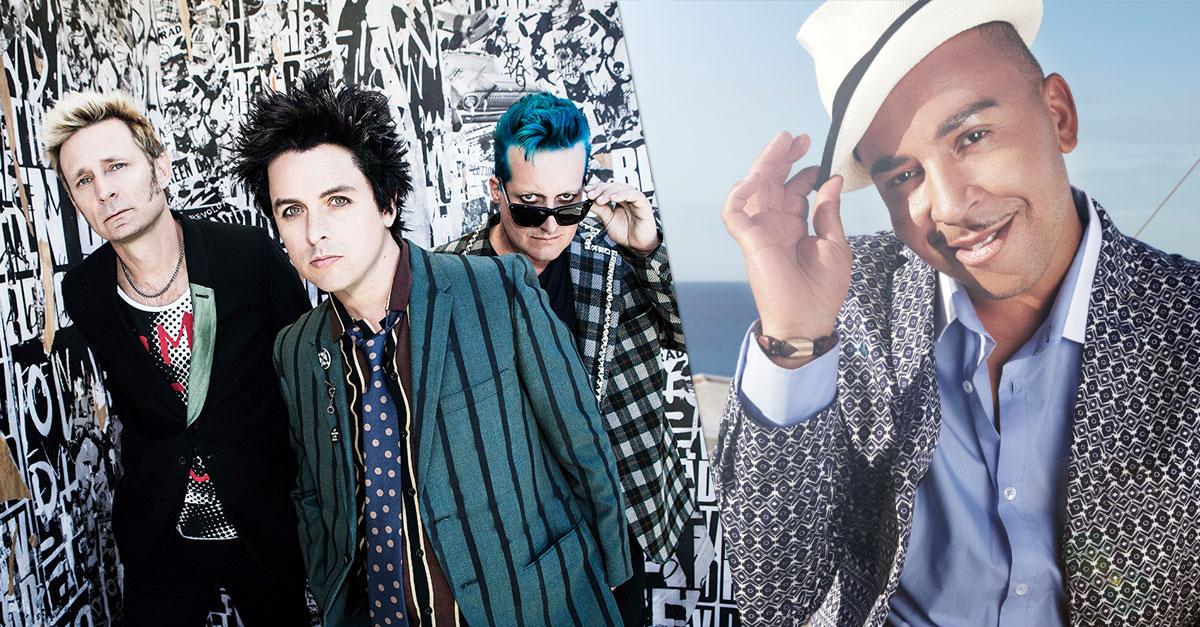 """Genial: Aus Green Day und Lou Bega wird """"Holiday No. 5"""""""