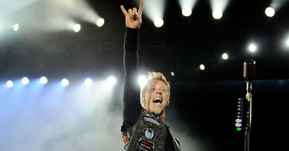Metallica: James Hetfield wird Schauspieler
