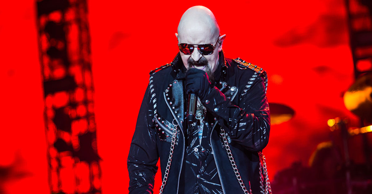 Judas Priest: Videos vom Tourstart in Pennsylvania